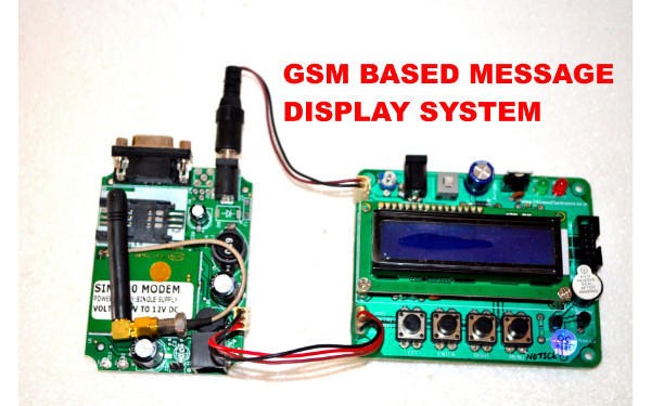GSM_BASED_MESSAGE_DISPLY_